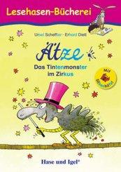 Ätze - Das Tintenmonster im Zirkus / Silbenhilfe