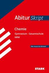 AbiturSkript Chemie, Gymnasium Nordrhein-Westfalen