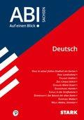 Abi - auf einen Blick! Deutsch Sachsen 2020