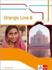 Orange Line. Ausgabe ab 2014: 10. Klasse, Schülerbuch Grundkurs