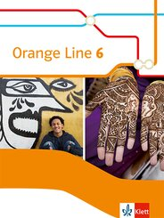 Orange Line. Ausgabe ab 2014: 10. Klasse, Schülerbuch