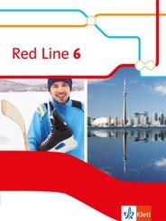 Red Line. Ausgabe ab 2014 -10. Klasse, Schülerbuch - Bd.6