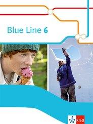 Blue Line. Ausgabe ab 2014: 10. Schuljahr, Schülerbuch