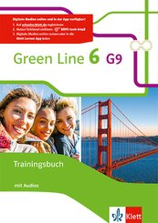 Green Line G9, Ausgabe ab 2015: 10. Klasse, Trainingsbuch, m. Audio-CD; .6