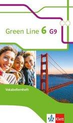 Green Line G9, Ausgabe ab 2015: 10. Klasse, Vokabellernheft