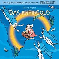 Das Rheingold, 1 Audio-CD