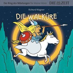 Die Walküre, 1 Audio-CD