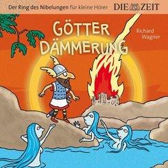 Götterdämmerung, 1 Audio-CD