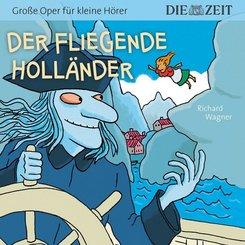 Der fliegende Holländer, 1 Audio-CD