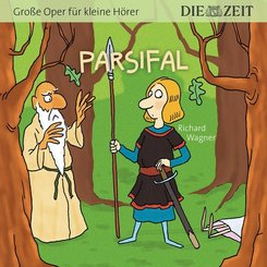 Parsifal, 1 Audio-CD