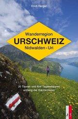 Wanderregion Urschweiz Nidwalden - Uri