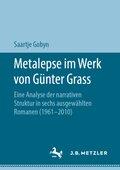Metalepse im Werk von Günter Grass