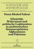 Ethnizität, Widerstand und politische Legitimation in pashtunischen Stammesgebieten Afghanistans und Pakistans