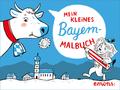 Mein kleines Bayern-Malbuch