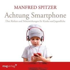 Achtung Smartphone, 1 Audio-CD