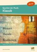 Epochen der Musik: Klassik, m. Audio-CD