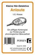 Kleine Hör-Detektive: Anlaute (Kartenspiel)