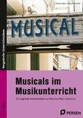 Musicals im Musikunterricht