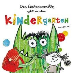 Das Farbenmonster geht in den Kindergarten