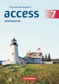 Access, Gymnasium Bayern: 7. Jahrgangsstufe, Wordmaster mit Lösungen