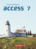 Access, Gymnasium Bayern: 7. Jahrgangsstufe, Schülerbuch