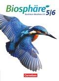 Biosphäre Sekundarstufe I - Gymnasium Nordrhein-Westfalen G9 - 5./6. Schuljahr