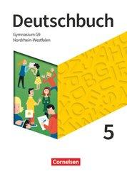 Deutschbuch Gymnasium - Nordrhein-Westfalen - Neue Ausgabe - 5. Schuljahr