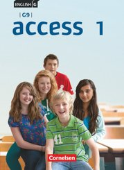 Access - G9 - Ausgabe 2019 - Band 1: 5. Schuljahr