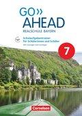 Go Ahead - Neue Ausgabe für Realschulen in Bayern: 7. Jahrgangsstufe, Schulaufgabentrainer für Schülerinnen und Schüler
