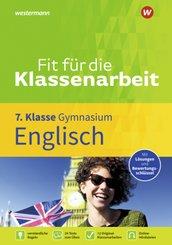 Fit für die Klassenarbeit - Gymnasium - Englisch 7