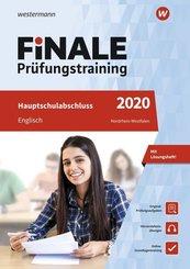 FiNALE Prüfungstraining 2020 - Hauptschulabschluss Nordrhein-Westfalen, Englisch, m. Audio-CD
