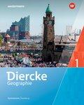 Diercke Geographie, Ausgabe 2019 Gymnasium Hamburg: 5./6. Schuljahr, Schülerband; .1