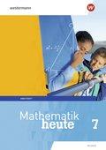 Mathematik heute, Ausgabe 2019 für Hessen: 7. Schuljahr, Arbeitsheft mit Lösungen
