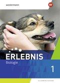 Erlebnis Biologie, Allgemeine Ausgabe 2019: Schülerband; .1