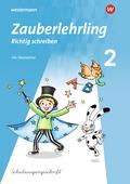 Zauberlehrling - Ausgabe 2019: 2. Schuljahr, Arbeitsheft Schulausgangsschrift