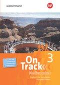 On Track, Ausgabe Bayern: Medienpaket 3: Alle Audio- und Filmmaterialien zum Schülerband und Workbook, 2 CD-ROMS und 1 Video-DVD; 3