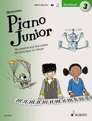 Piano Junior: Duettbuch - Bd.3