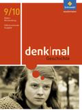 denkmal Geschichte, Differenzierende Ausgabe Baden-Württemberg (2015): 9./10. Schuljahr, Schülerband
