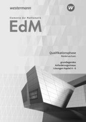 Elemente der Mathematik SII, Ausgabe 2017 für Niedersachsen: Qualifikationsphase gA Grundkurs: Lösungen 2