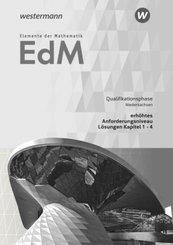 Elemente der Mathematik SII, Ausgabe 2017 für Niedersachsen: Qualifikationsphase eA Leistungskurs: Lösungen 1