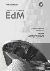 Elemente der Mathematik SII, Ausgabe 2017 für Niedersachsen: Qualifikationsphase eA Leistungskurs: Lösungen 2