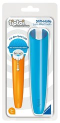tiptoi®: Stifthülle zum Wechseln (in blau) für den tiptoi® Stift mit Aufnahmefunktion