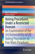 Voting Procedures Under a Restricted Domain