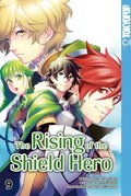 The Rising of the Shield Hero - Bd.9