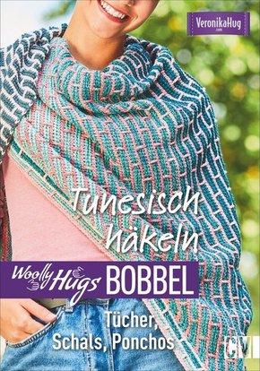 Woolly Hugs Bobbel - Tunesisch häkeln