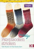 Woolly Hugs - Patentsocken stricken