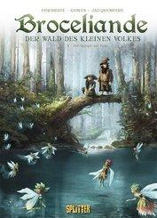 Broceliande - Der Wald des kleinen Volkes, Der Spiegel der Feen