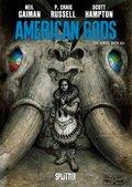 American Gods - Ich, Ainsel - Buch.2
