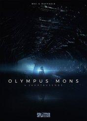 Olympus Mons - Jahrtausende