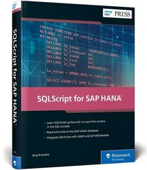 SQLScript for SAP HANA